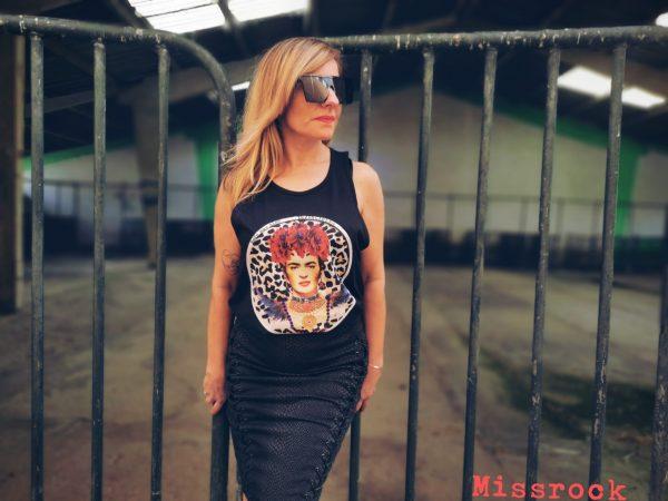 Camisetas Rockeras MissRock