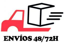 Envíos en 48/72h
