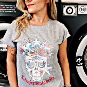 Camiseta Salvajemente bella